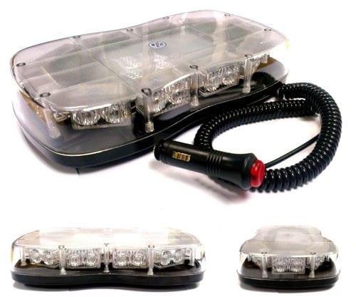 Ic360 Genesis Magnetic 300mm Led 12v-24v - flashing-beacons.co.uk