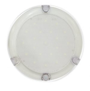 Lap Interior-leds 1400-lumens Pir-sensor 12v-24v - flashing-beacons.co.uk
