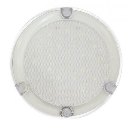 Lap Interior-leds 1400-lumens Pir-sensor 12v-24v - flashing-beacons.co.uk