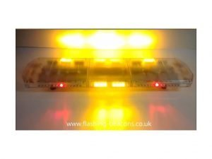 Ic360 Apollo 1200mm Led Bolt-mount 12v S-t-i - flashing-beacons.co.uk