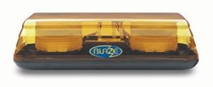 Esg Blaze11 2-bolt 400mm Led  12v-24v - flashing-beacons.co.uk