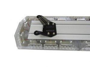 Ic360 Apollo 600mm Led Bolt-mount 12v Simple-switch - flashing-beacons.co.uk