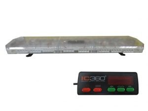 Ic360 Apollo 1200mm Led Bolt-mount 12v - flashing-beacons.co.uk