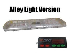 Ic360 Apollo 1200mm Led Bolt-mount 12v Alley-lights - flashing-beacons.co.uk