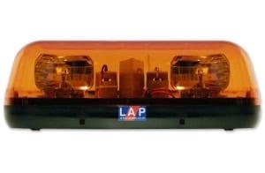 Lap Clb55sa 1-bolt  400mm 12v-24v - flashing-beacons.co.uk