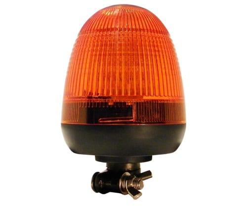 Ic360  Ultrabrite-led Din-mount 12v-24v - flashing-beacons.co.uk