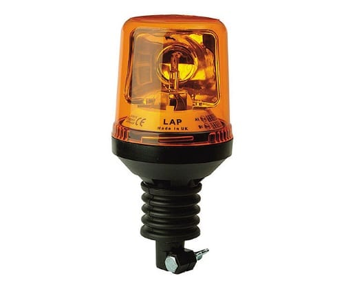 Lap271 Flexi-din-pole Halogen 12v - flashing-beacons.co.uk