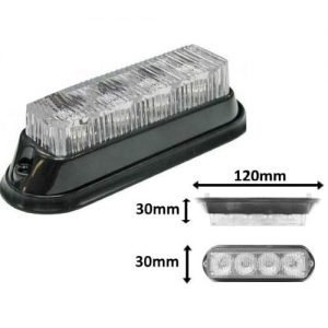Ic360 Standard 4led Module 12v-24v - flashing-beacons.co.uk