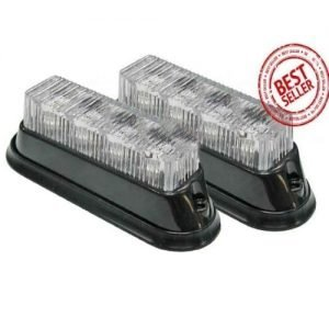 Ic360 Standard 4led Module 12v-24v Twin-pack - flashing-beacons.co.uk