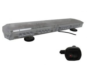Ic360 Gemini 640mm Led Magnetic 12/24v - flashing-beacons.co.uk