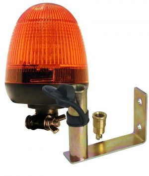 Ic360 Ultrabrite-led Flexi-din 12v-24v Package - flashing-beacons.co.uk
