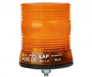 Lap-xcb0606 Compact-xenon 1-bolt 12v-24v - flashing-beacons.co.uk