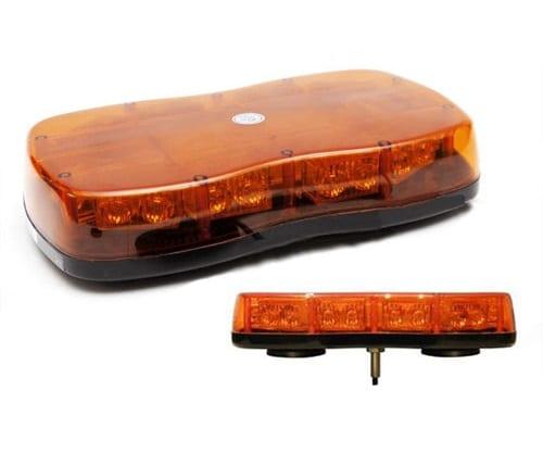 Ic360 Genesis Single-bolt 300mm Led 12v-24v - flashing-beacons.co.uk
