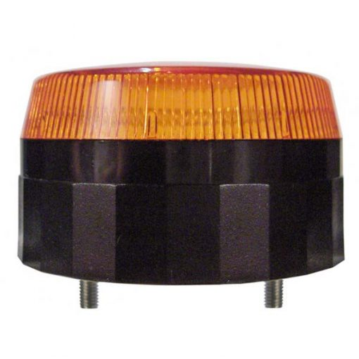 Dlp2mv Low-profile Xenon 2-bolt 10-100v - flashing-beacons.co.uk