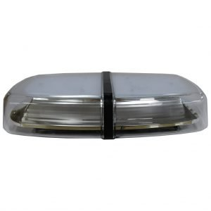 Ic360 Clear Lens Magnetic-mounted 310mm R65-approved Smd 12v-24v - flashing-beacons.co.uk