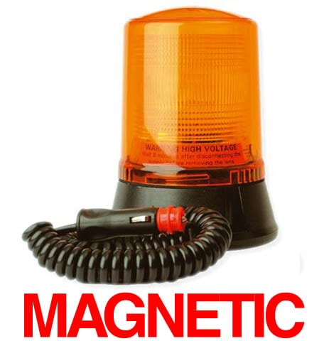 Lap223 Static-flashing Airport-cap168 Magnetic 12v - flashing-beacons.co.uk